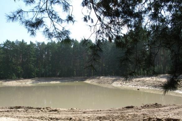 На Черкащині люди спільними силами відродили озеро