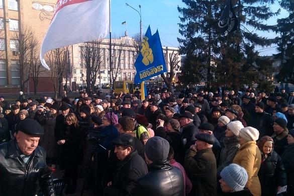 Черкаська опозиція 2013: як склалася доля публічних критиків Тулуба