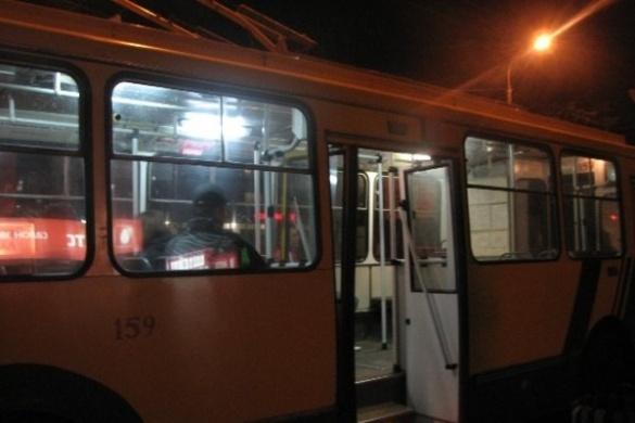 Тролейбусів із подовженим графіком роботи у Черкасах не буде