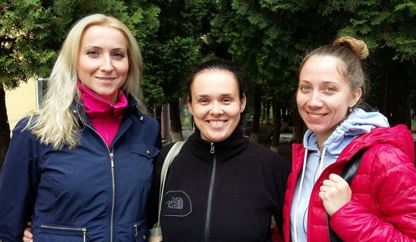 Черкащанки встановили новий рекорд України