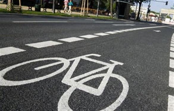 Стало відомо, де у Черкасах з'явиться перша велодоріжка