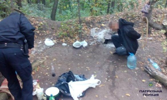 У Черкасах патрульні спіймали наркозалежного