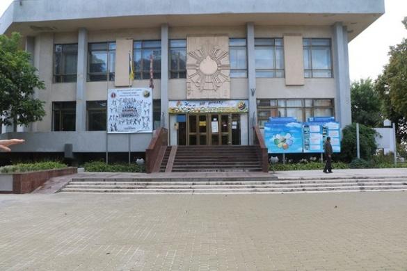 У центрі Черкас з'явиться площа із фонтаном (ФОТО)
