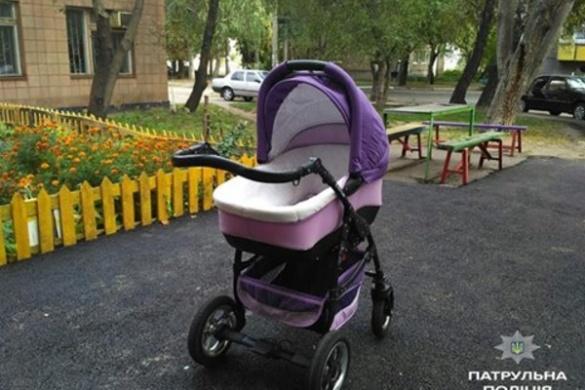 Черкаські патрульні допомогли молодій матері