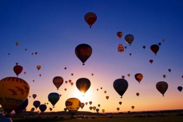 Незабаром уманське небо заполонять повітряні кулі