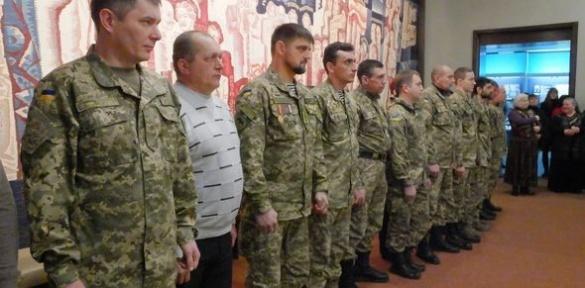 Черкаська влада продовжить дбати про учасників АТО (ВІДЕО)