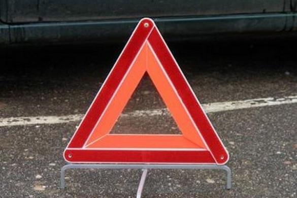 У Черкасах сталася ДТП: від удару зім'яло BMW (ФОТО)