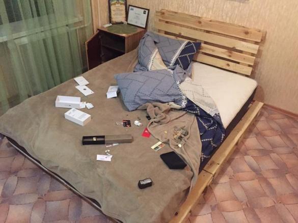 Кримінал розійшовся. У Черкасах пограбували квартиру місцевого політика (ФОТО)