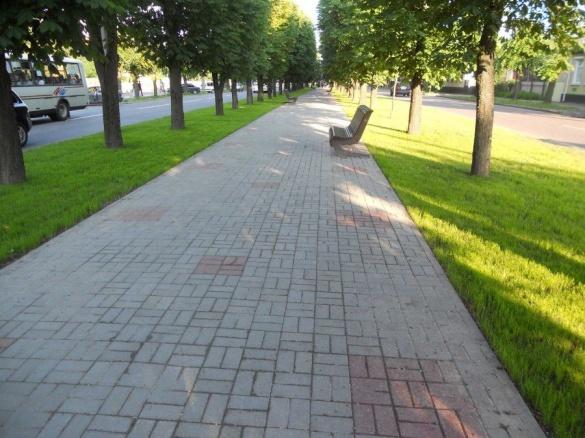 У Черкасах СБУ викрила збитки, завдані міському бюджету під час ремонту тротуарів