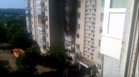 Шашлики на балконі: у мережі з'явилося відео з