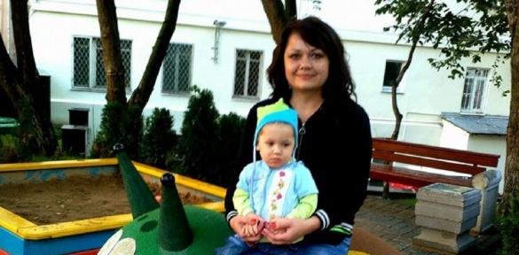 До Черкас повернули народжену в Росії дитину