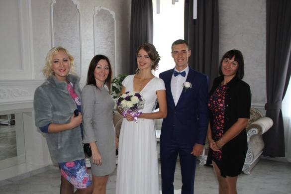 Відома черкаська журналістка та спортсмен креативно відсвяткували весілля (ВІДЕО)