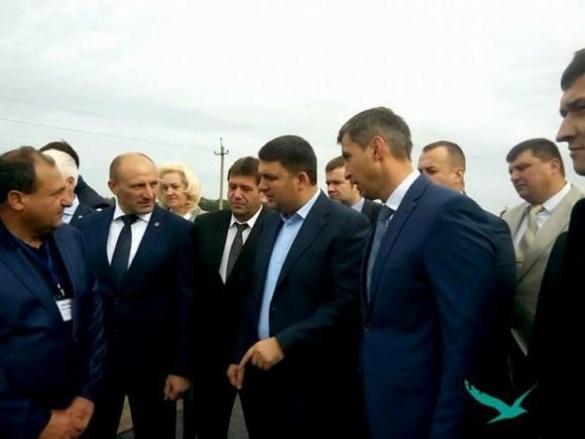 Мер Черкас сьогодні поспілкується із Прем'єр-міністром у Києві