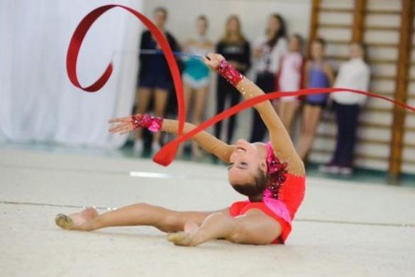 У Черкасах змагатимуться гімнасти з усієї України