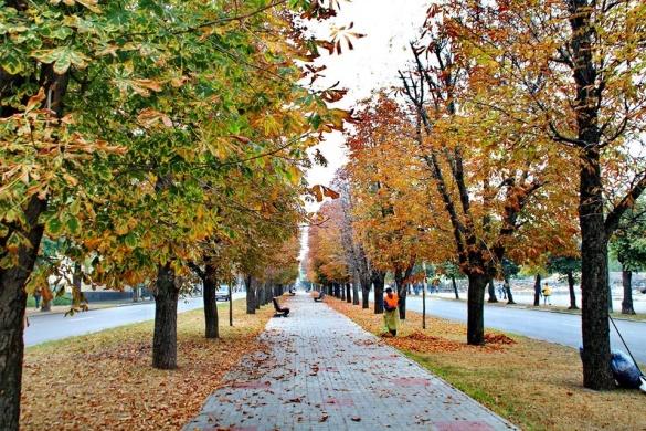 Після істотних опадів на Черкащині очікують зміну погоди