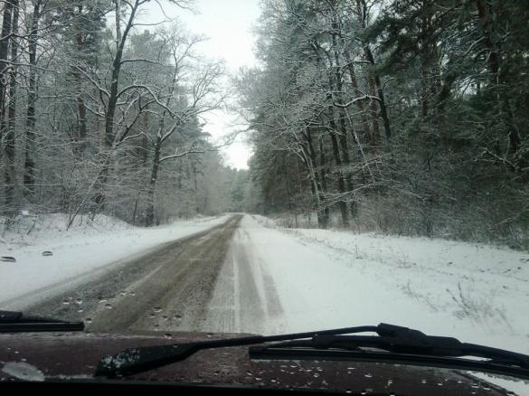На Черкащині перевіряють стан доріг та готовність до зими