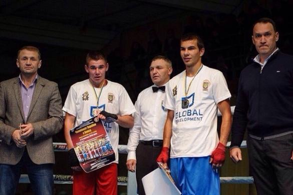 Черкаські боксери здобули призові місця на чемпіонаті України