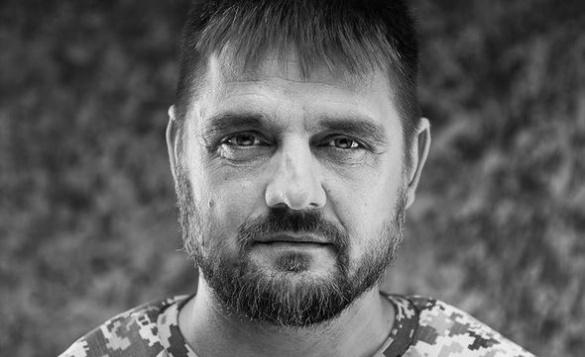 Черкаський АТОвець став героєм унікального фотопроекту