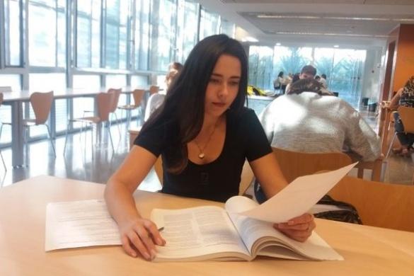 Черкащанка виграла стипендію на навчання в іспанському університеті