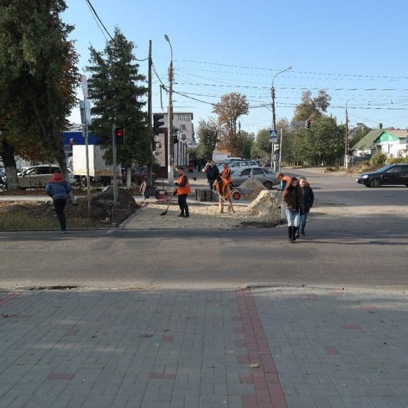 Міський голова оглянув найпроблемніші вулиці Черкас