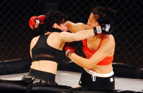 Черкащанка стала призеркою міжнародних змагань із бойового мистецтва