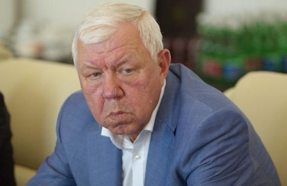 Депутати за 10 хвилин передумали і зробили Райкова почесним громадянином Черкас