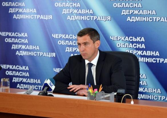 Голова Черкаської ОДА оприлюднив свої доходи за минулий рік