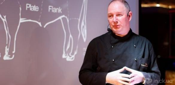 Черкащанам розповіли про унікальну технологію приготування стейків