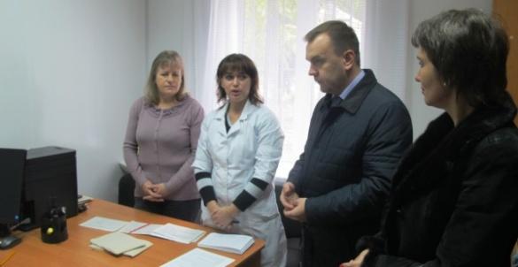 На Черкащині відкрили кабінет для ВІЛ-інфікованих (ВІДЕО)