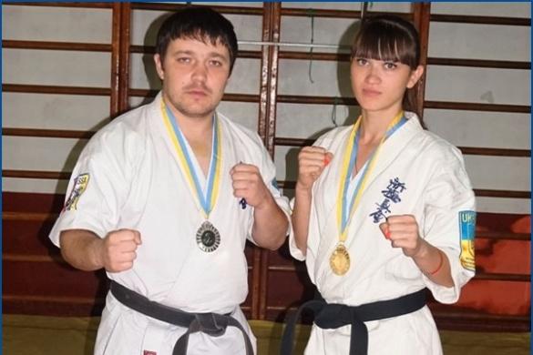 Черкаські каратисти зайняли призові місця на чемпіонаті України