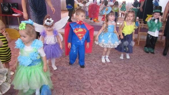 Вихованці черкаського садочка влаштували fashion-показ (ФОТО)