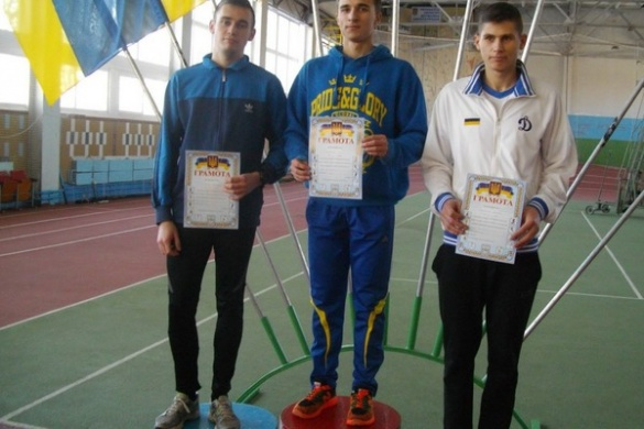 Черкаські студенти підкорили легкоатлетичні змагання