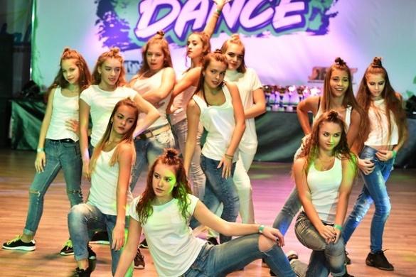 Черкащанки здобули перемогу на фестивалі стріт-танцю