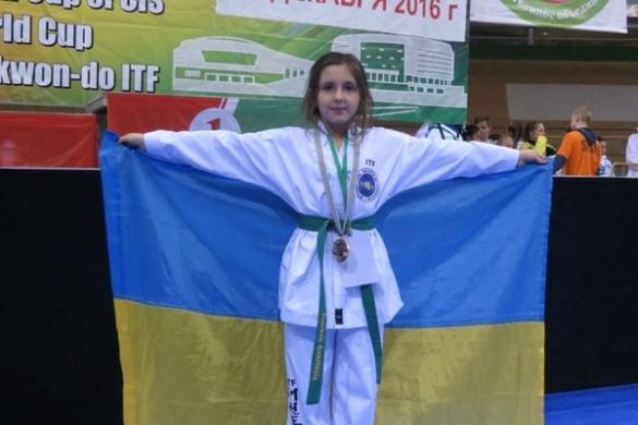 Черкащанка представила Україну на світовому чемпіонаті з таеквондо