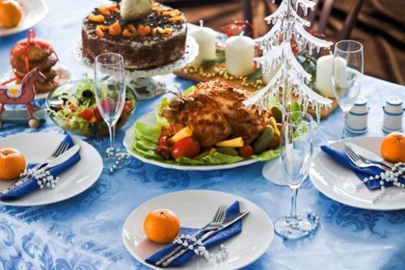 У скільки черкащанам обійдеться новорічний стіл?