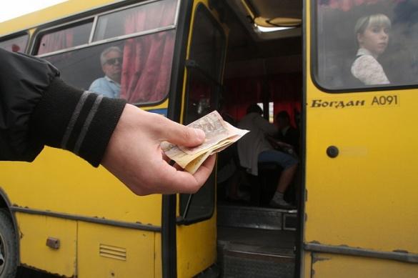 У Черкасах розглянуть підняття ціни за проїзд в маршрутках