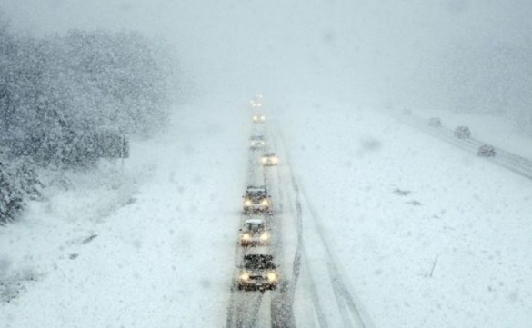 В ОДА запевняють, що рух транспорту по дорогах Черкащини вже забезпечено