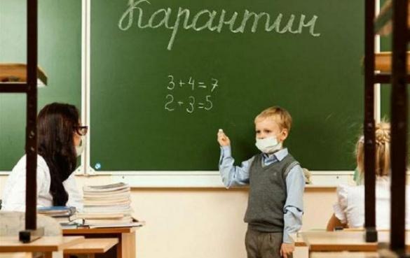 Учні двох шкіл на Черкащині ще на карантині 7dabc5c137237