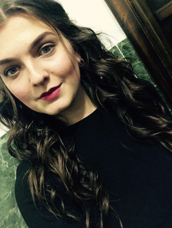 Face of the day - Вікторія Поліщук