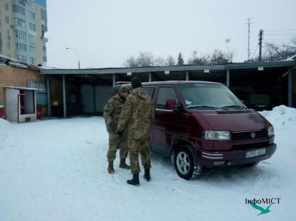 Черкаським АТОвцям подарували велике авто (ФОТО)