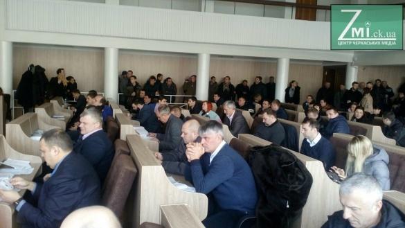 Бондаренко прокоментував ситуацію із можливою відставкою секретаря Черкаської міськради