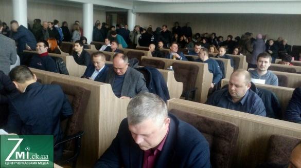 Черкаські депутати скасували своє рішення щодо Соснівки