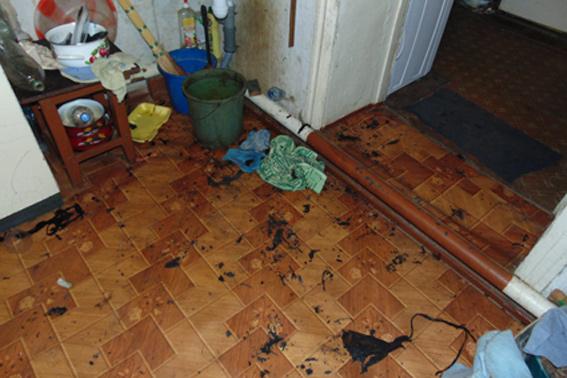 Через сварку на Черкащині чоловік облив бензином і підпалив дружину