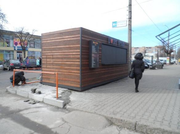 Черкаські депутати внесли зміни до мораторію на встановлення тимчасових споруд