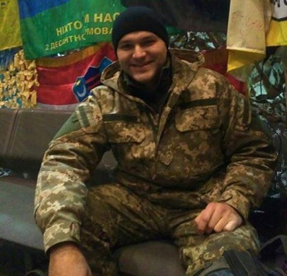 У Харкові пішов із життя черкаський боєць АТО