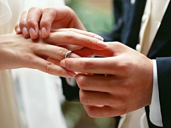 Шлюб за добу: у Черкасах відбудеться перша церемонія