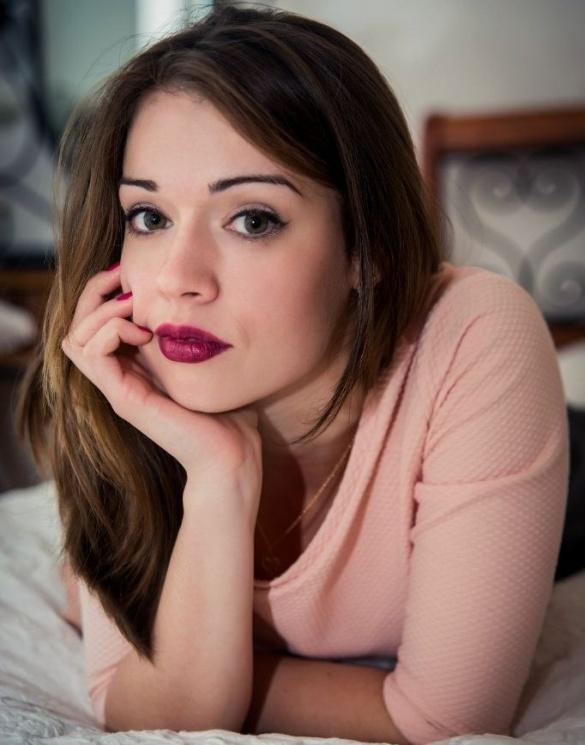 Face of the day - Вікторія Парубченко