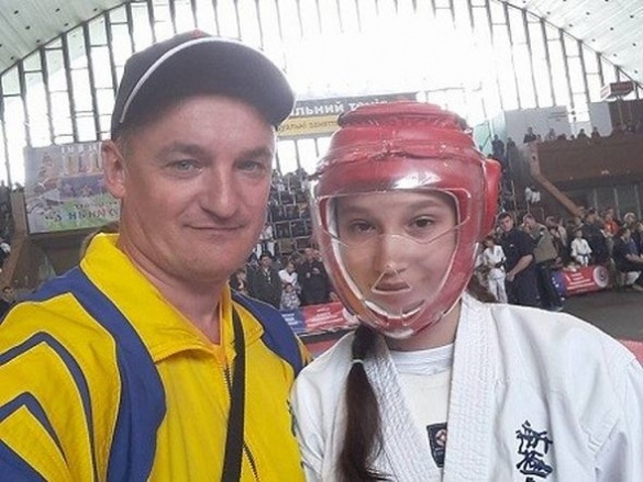 Уманська каратистка здобула першість на чемпіонаті України
