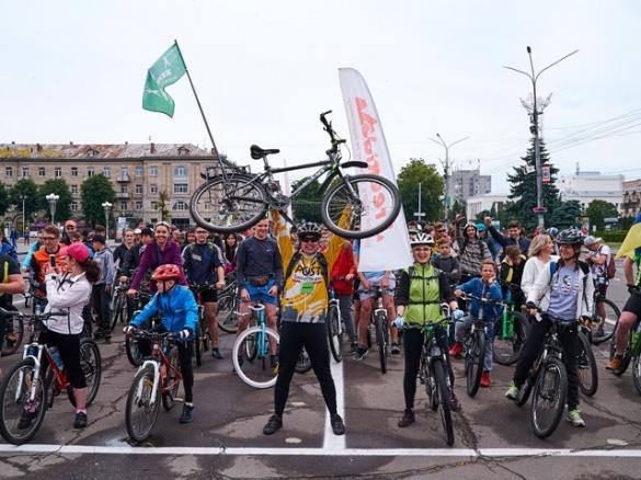 На вихідних у Черкасах відбудуться велоперегони