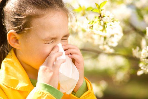 Черкащани почали жалітися на перші прояви алергії